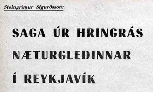 hringras