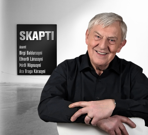 0212-Skapti kom loks með sína fyrstu sólóplötu í fullri lengd árið 2008