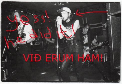 0517-Ham bjóða upp á rokksköddun á Duus-húsi. Björg Sveinsdóttir.jpg