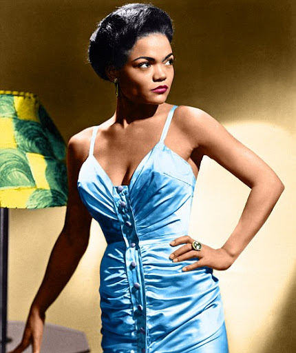 May 1959 --- Portrait of Eartha Kitt --- Image by © Bettmann/CORBIS