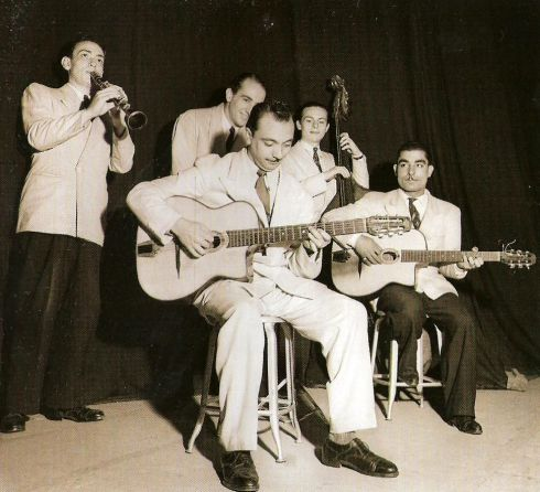 Quintette of the Hot Club of Paris